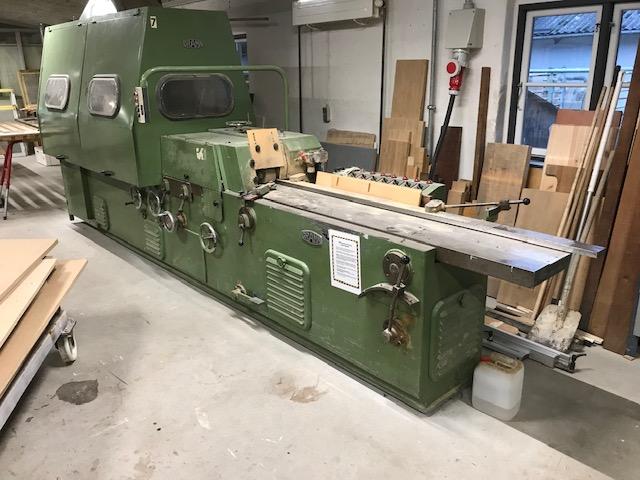 Grama MKA 7 kehlemaskine - Brugte maskiner - Thrane maskiner ApS