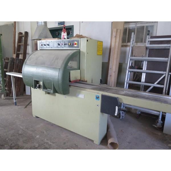 SCM Sintex 4-sidet høvl - Brugte maskiner - Thrane maskiner ApS