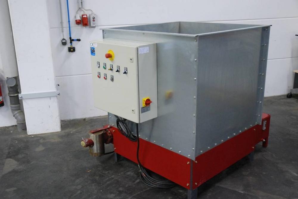 Brugte briketpressere - Thrane maskiner ApS