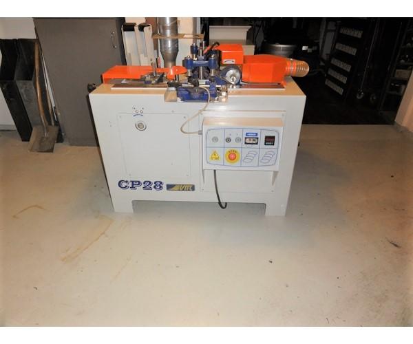 CMC Jalousifræser - Brugte maskiner - Thrane maskiner ApS